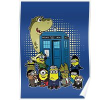 Doctor Min 12 and chums Poster