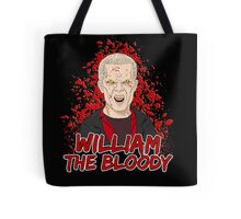 William the Bloody Tote Bag