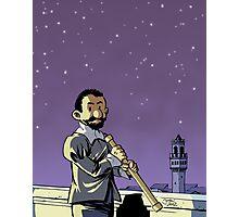 Galileo Comic Cover Photographic Print