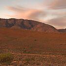 Heysen Ranges, South Australia by John Shortt-Smith