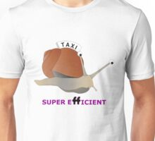 Efficient Taxi Unisex T-Shirt