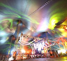 Festival Dance Tent by Mishimoto