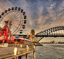 Luna - Sydney Harbour, The HDR Experience by Philip Johnson