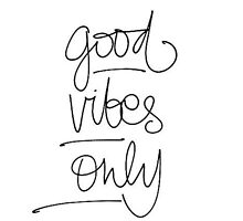Good Vibes Only by Brogy2323
