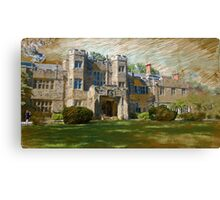 The Castle at Maryvale Canvas Print