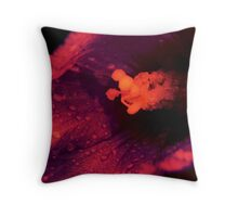Intense Nature Throw Pillow