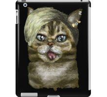 Meowly Cyrus iPad Case/Skin
