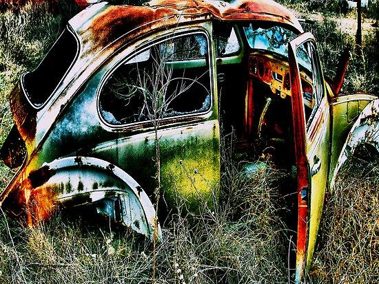 Herbie The Love Bug  2  ~   BoneYard Series  by Carla Jensen