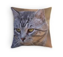 what's this I see Throw Pillow