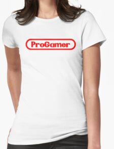 Pro Gamer Womens Fitted T-Shirt