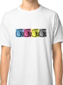 CMYK Camera T-Shirt Classic T-Shirt