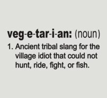 Vegetarian Definition by mobii