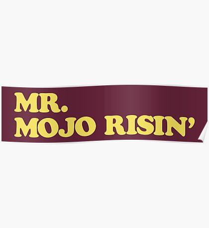 The Doors - Mr. Mojo Risin' Poster