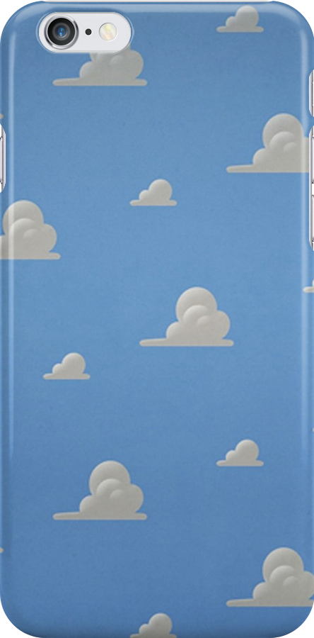 Toy Story Clouds by anapaogg