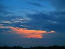 Sunset after the Storm by BCallahan