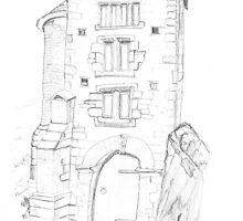 Pigeon Tower, Rivington by Julie Lunan