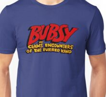 Bubsy - SNES Title Screen Unisex T-Shirt