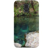 A Clear View, Rock Springs Samsung Galaxy Case/Skin
