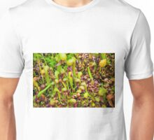 Cobra liliy pitcher plants Unisex T-Shirt