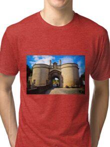 Nottingham castle Tri-blend T-Shirt