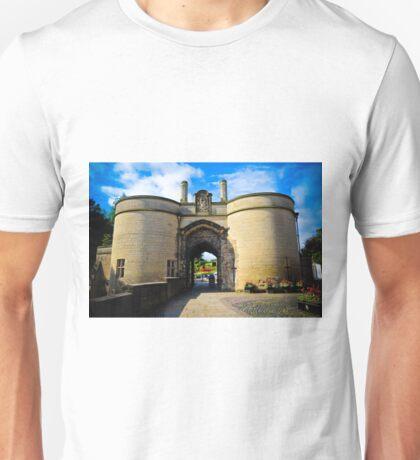 Nottingham castle Unisex T-Shirt