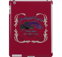 Jarlaxle's Pawn Shop iPad Case/Skin