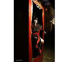 Victorian Cocotte #2 Photographic Print