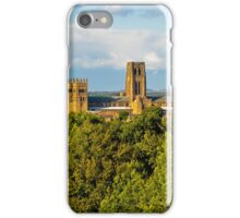 Durham Castle and Cathedral iPhone Case/Skin