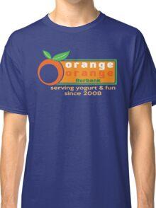 Serving Yogurt & Fun Classic T-Shirt