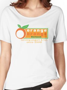 Serving Yogurt & Fun Women's Relaxed Fit T-Shirt