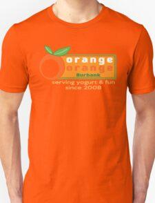 Serving Yogurt & Fun Unisex T-Shirt