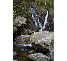 Cabin Creek Falls Photographic Print