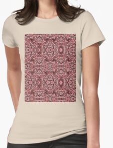Rope Patterns 4 Womens Fitted T-Shirt