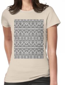 Rope Patterns 5 Womens Fitted T-Shirt