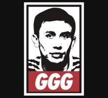 Gennady Golovkin - OBEY Parody T-Shirt