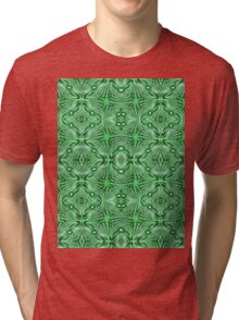 Rope Patterns 6 Tri-blend T-Shirt
