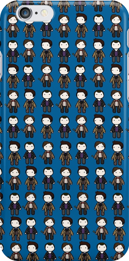 Doctor Doctor Doctor (blue) by fabricate