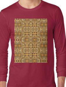Rope Patterns 7 Long Sleeve T-Shirt
