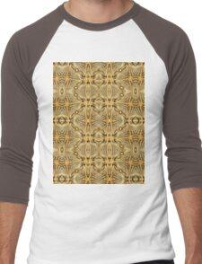 Rope Patterns 7 Men's Baseball ¾ T-Shirt