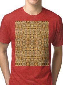 Rope Patterns 7 Tri-blend T-Shirt