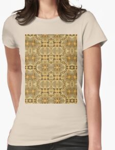 Rope Patterns 7 Womens Fitted T-Shirt