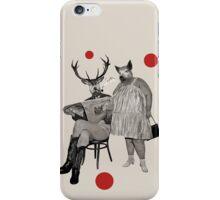 Anthropomorphic N°4 iPhone Case/Skin