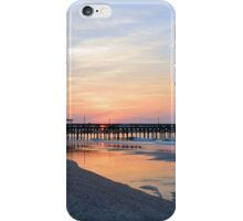 Morning At The Pier iPhone Case/Skin