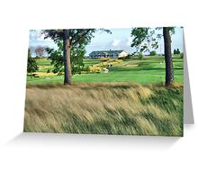 Timber Pointe Golf Course  Greeting Card