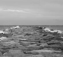 Breaking Waves by Richard Nelson
