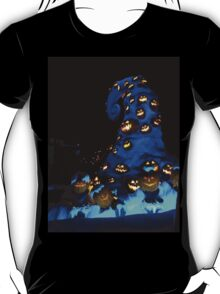 Nightmare or pumpkins before christmas T-Shirt