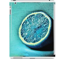 Funky Lemon iPad Case/Skin