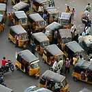 YELLOW AUTOCABS OF HYDERABAD by RakeshSyal