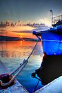 Kefalonian Shipyard by Paul Thompson Photography