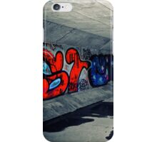 Graffiti Tunnel Part 2 iPhone Case/Skin